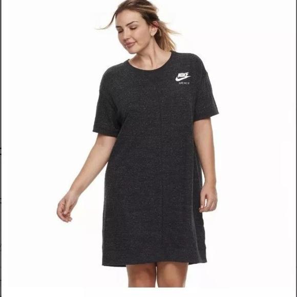Nike Dresses | Womens Plus Size Gym Vintage Dress Size 1x | Poshmark